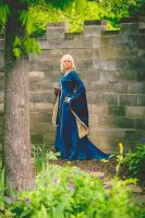 Cersei Lannister Cosplay - Ice and Fire Con 2014 by aGeekSaga