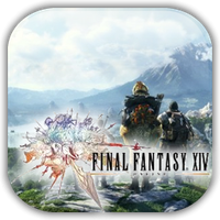FFXIV Online Game Icon by Wolfangraul
