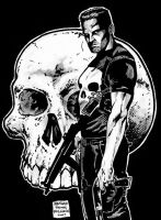 THE PUNISHER by MalevolentNate