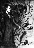 The Nightmare King by Mengluoli