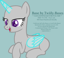MLP Base 298 by Twiily-Bases