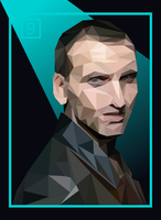 Ninth Doctor by RedimCosmos