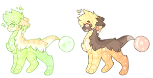 nebunine adoptables closed by Ieopards
