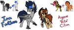 Fusions by Karpy96