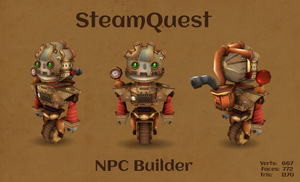NPC builder by Rejke