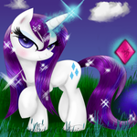 ~Rarity by CrimsonFange