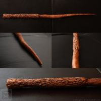 Hunter Wand by mistergrinn