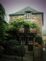 My Dreamhouse in Correze by LotusGrisDesign