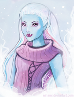 Monster High - Abbey Bominable by Ninami