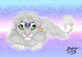 Dolphy lioness by DolphyDolphiana