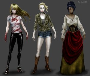 Vampire Outfits