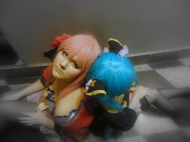 World is rotten exept our love [Vocaloid Cosplay] by tutti-chan
