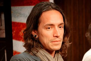 Brandon Boyd by supersonicprose