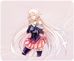 Vocaloid:IA by kuryuki
