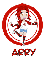 Arry Chibi by Oxdarock
