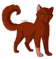 Squirrelflight by tigon