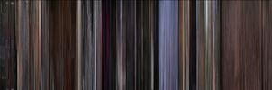 Logan's Run Movie Barcode by naesk
