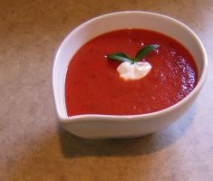 Tomato Soup by laurenjacob