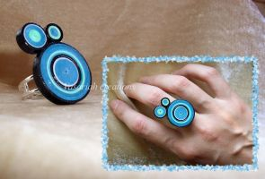 Quilling ring by OmbryB
