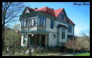 Victorian House 1 by PridesCrossing