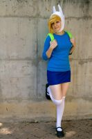 Fionna by GracefulGlider