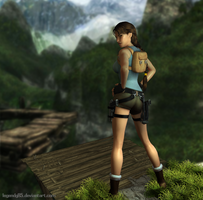 Lara Croft 101 by legendg85