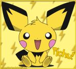 Pichu brother 1 by Yei-Pi