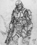 ODST Hell Jumper (Incomplete) by darthabyss567
