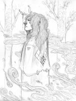 Wherein I Breathe Soot (Sketch) by JMFenner91
