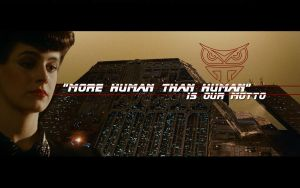 Blade Runner: More Human by nuke-vizard