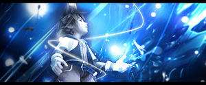 Kingdom Hearts sig by SmashLord