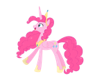Princess Pinkie Pie by Nianara