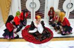 Purgatory Sisters and Beatrice - Katsucon 2012 by HopelessDreamer0