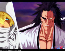 Bleach 573_ I Am Kenpachi by Ot-X-Miz