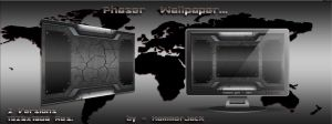 Phaser CRD (Cracked Rusty Dark) wallpaper... by mTnHJ