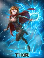 THOR Female version by andy5281