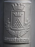 Coat of arms of the Municipality of Ischia by GiovanGMazzella