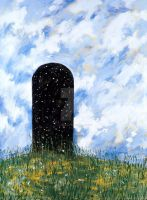 Door to the Stars by CliveBarker