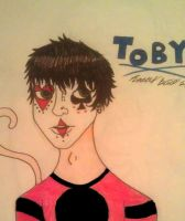 Toby from A Circus Story by TANKBELLY