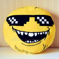 Peka Pillow by O-l-i-v-i