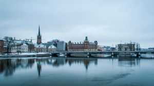 Stockholm Winters by jshep-photography