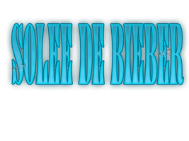 Soledebieber1 by DDLoveEditions