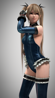 Marie Rose 1 (Blue) by Chrissy-Tee