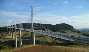 France - Millau Viaduct by aprmason