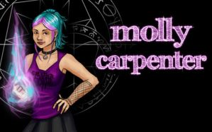 Molly Carpenter by onceuponateacupdream