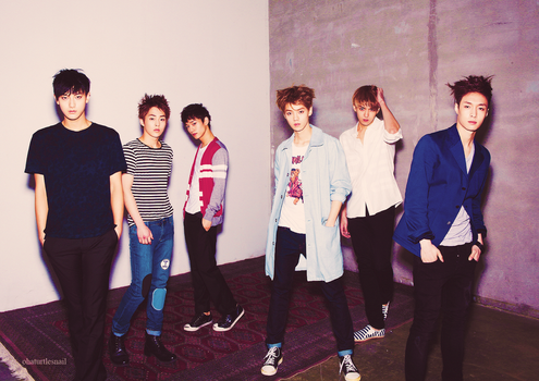 EXO M ..:: HQ ::.. by ohaturtlesnail