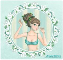 The Spring Collection: Merryweather by ariartna