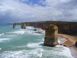 12 Apostles by illused