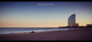Barceloneta by geckokid