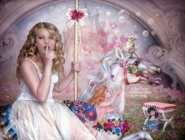 My Secret Magical World by EstherPuche-Art
